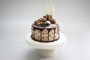 Choco Malt cake