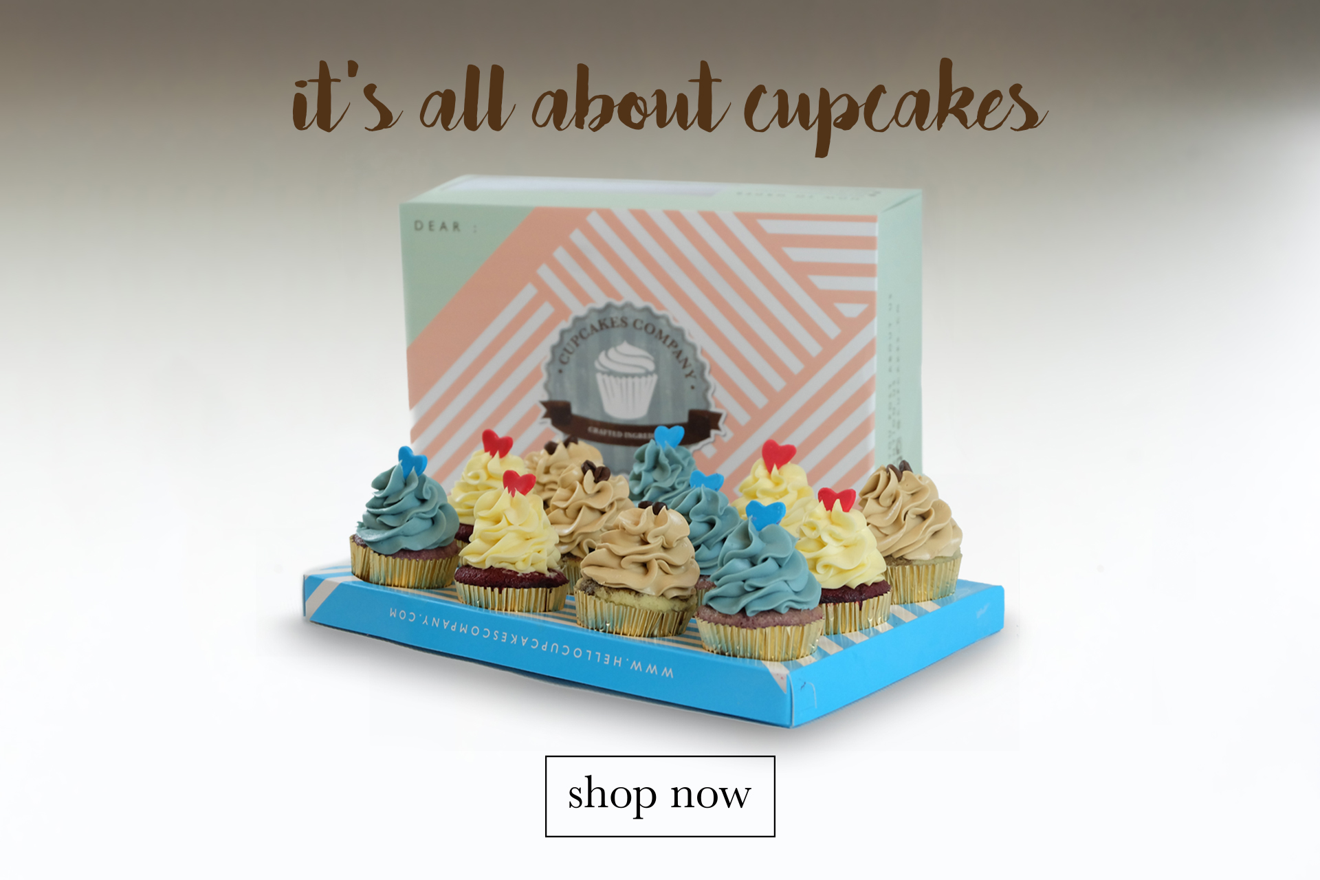 CUPCAKES MONTH