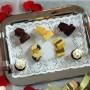 Wedding cake flavor choice
