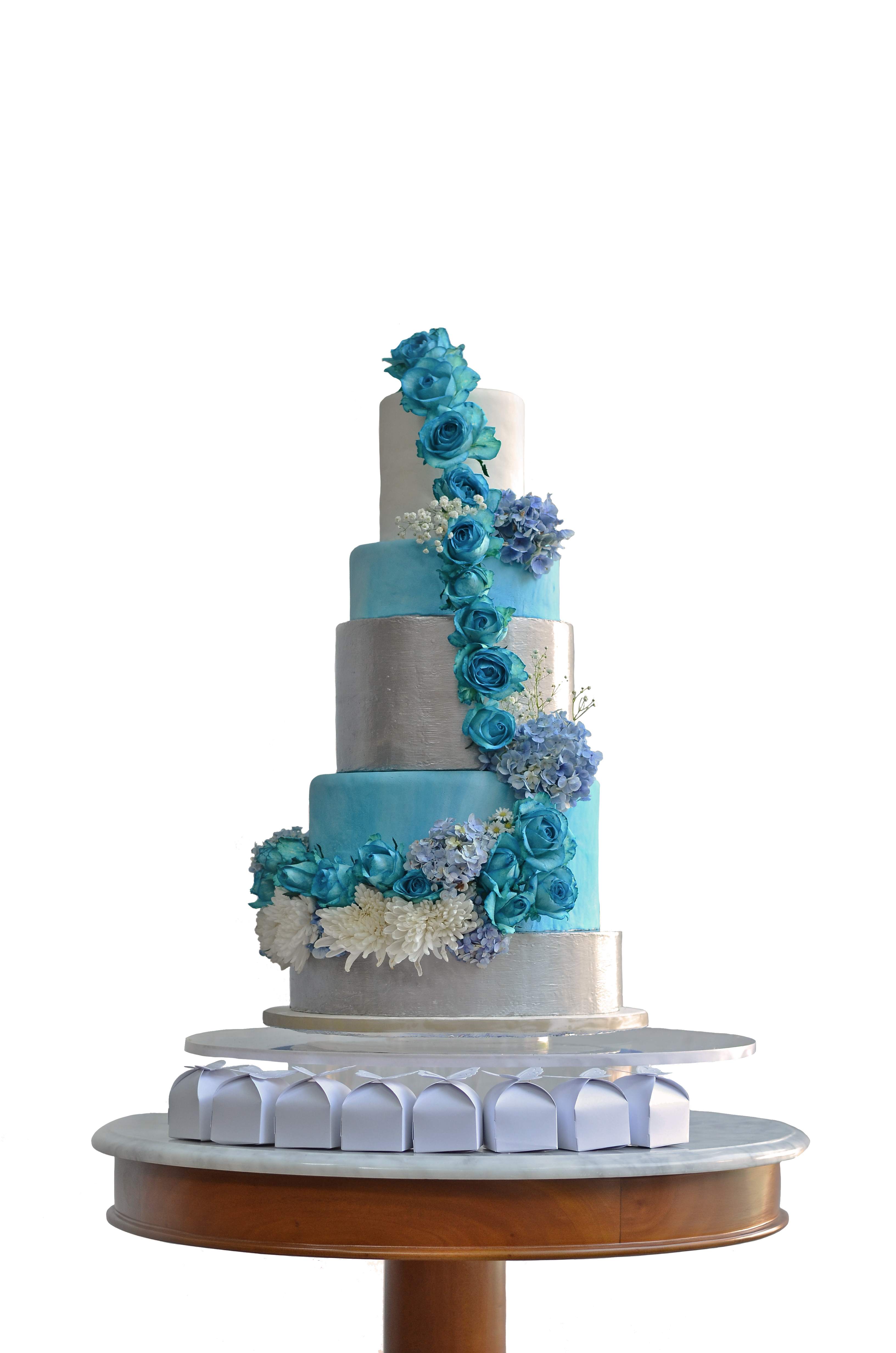 Cupcakes Company | Irresistable Wedding Cakes Package