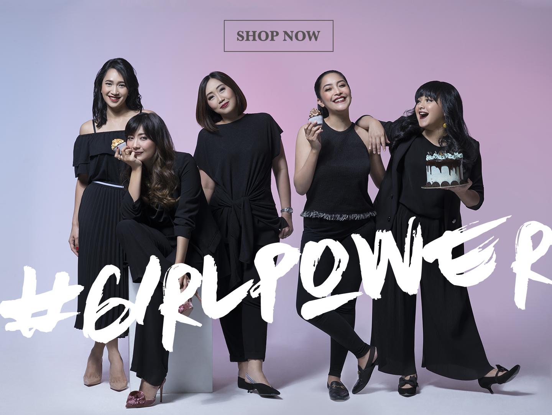 #GIRLPOWER CUPCAKES COMPANY