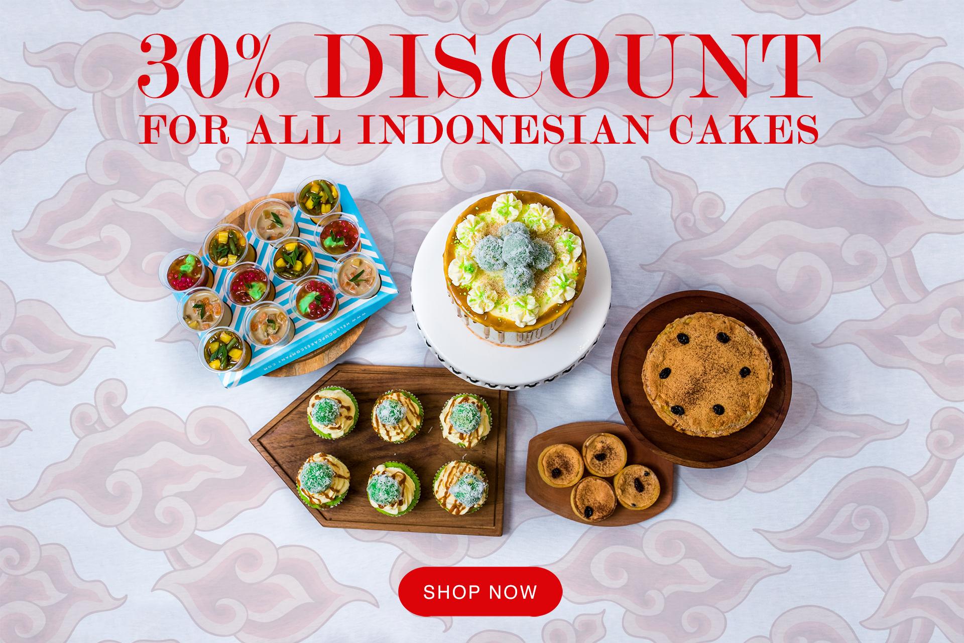 Web - kue indonesia