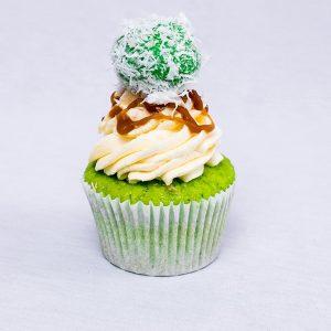 Klepon Cupcake
