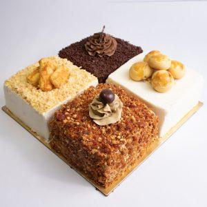 Quatre Cake
