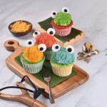 Arum-Manis cupcakes