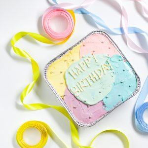 Korean Birthday Cake
